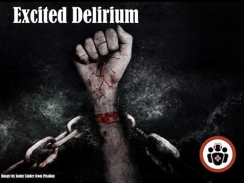 excited delirium