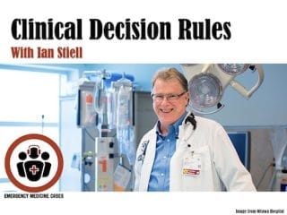 Clinical Decision Rules