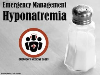 emergency management hyponatremia