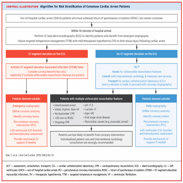 Post-Arrest-PCI-Algorithm