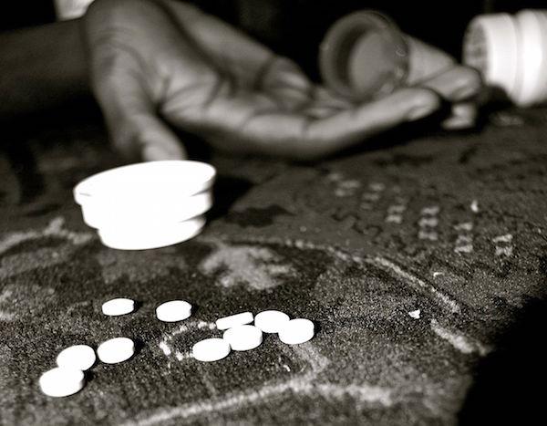 massive TCA overdose