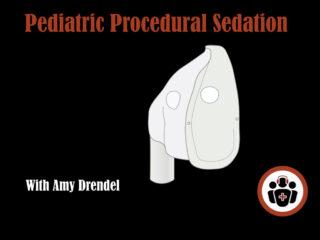 pediatric procedural sedation