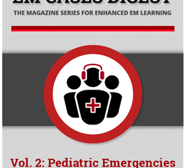 em cases digest pediatric emergencies