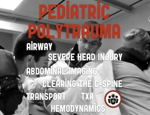 Episode 95 Pediatric Trauma