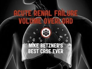 Acute Renal Failure Volume Overload