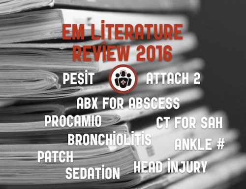 Episode 97 EM Literature Review 2016 from EMU & Whistler Conferences