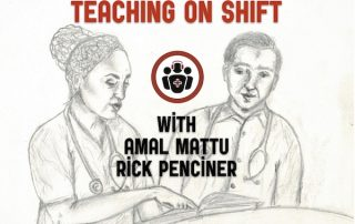 teaching on shift