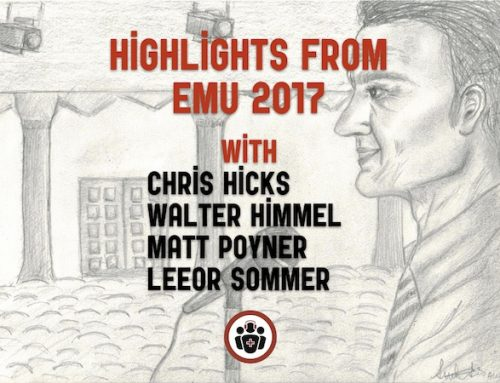 Episode 99 Highlights from EMU 2017