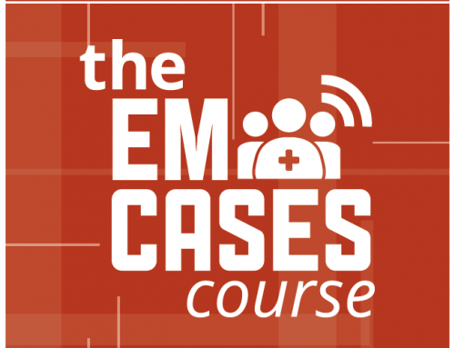 EM Cases Course 2018 Speakers Announced!