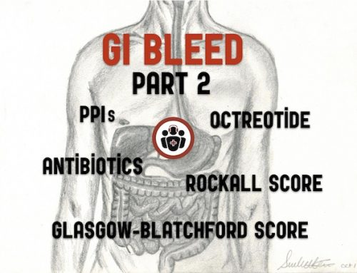 Episode 102 GI Bleed Emergencies Part 2