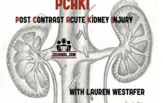 post contrast acute kidney injury