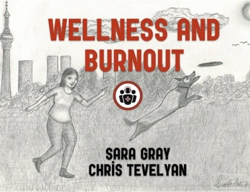 Episode 103 Preventing Burnout and Promoting Wellness in Emergency Medicine