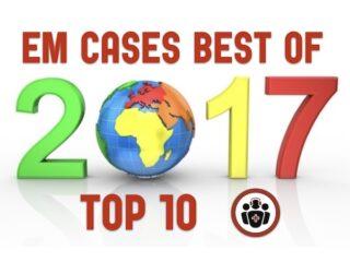 EM Cases Best of 2017 top 10