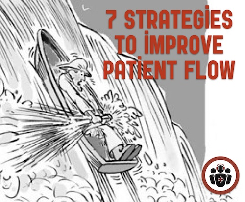 7 strategies to improve patient flow