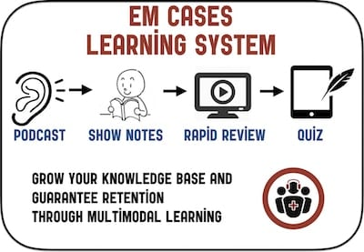 EM Cases Learning System