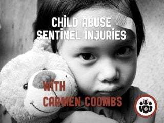 Child Abuse Sentinel Injuries Card