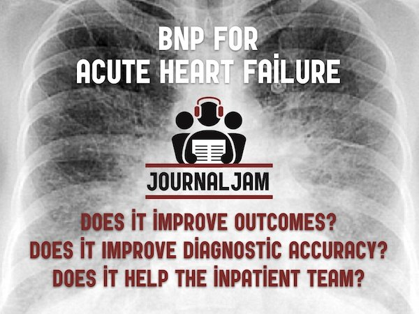 JJ 12 BNP for Diagnosis of Acute CHF