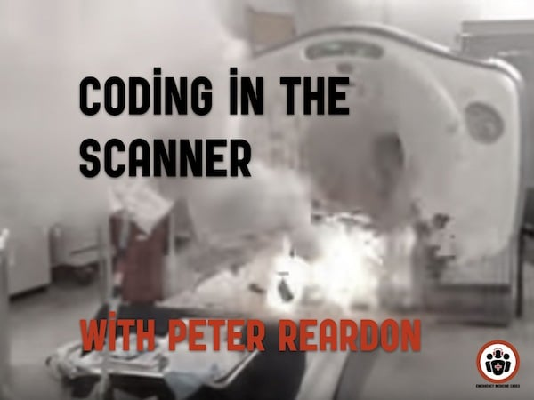 Coding in the Scanner