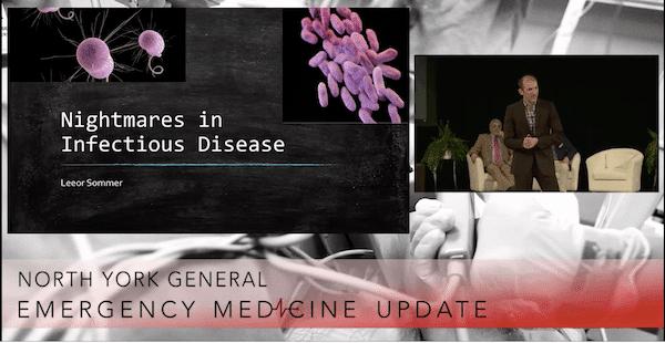 EMU 365 Nightmares in Infectious Disease