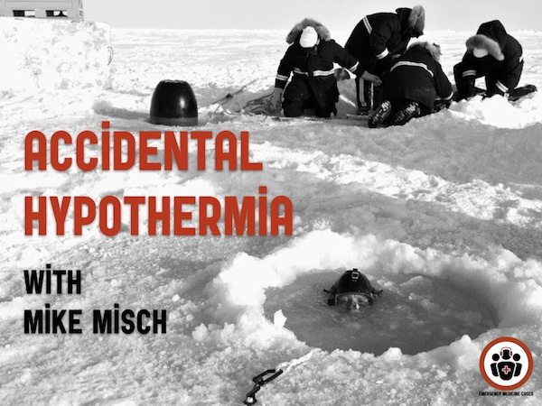 CritCases 12 Accidental Hypothermia and Cardiac Arrest