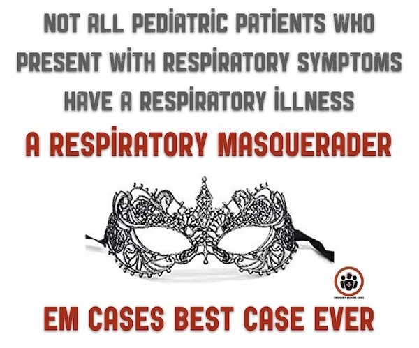 BCE 80 Pediatric Respiratory Failure
