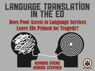 Language Services ED