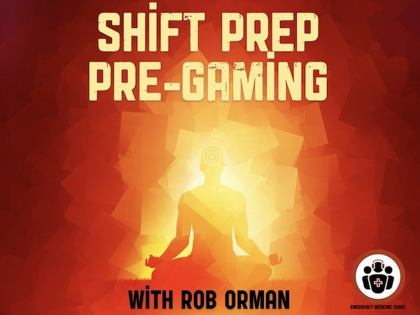 shift preparation pre-gaming
