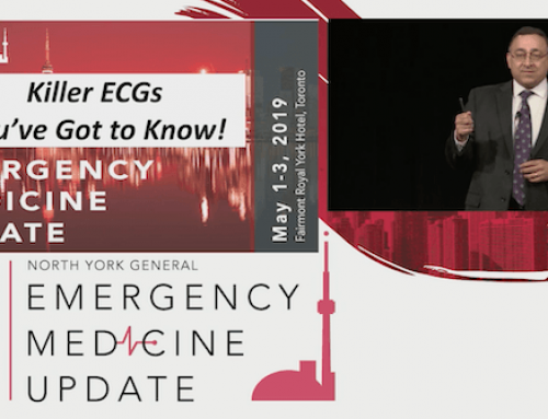 EMU 365: Killer ECGs and Pericardial Effusions
