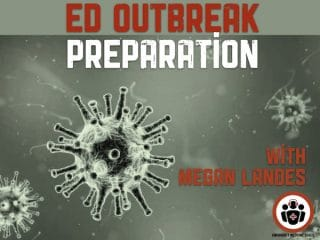 ED Outbreak Preparation Coronavirus