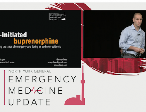 EMU 365 – ED Initiated Buprenorphine