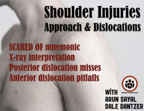 Rapid Review Video – Shoulder Injuries Approach and Dislocations
