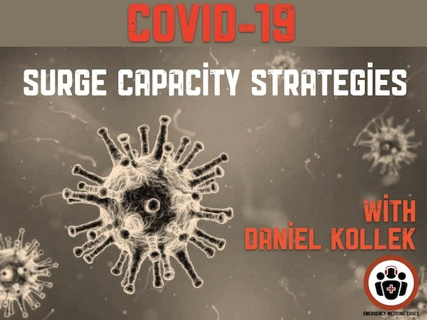 COVID surge capacity strategies