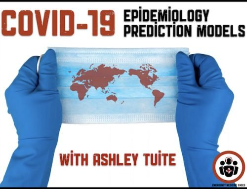 Ep 141 COVID-19 Part 5 Epidemiology and Prediction Models