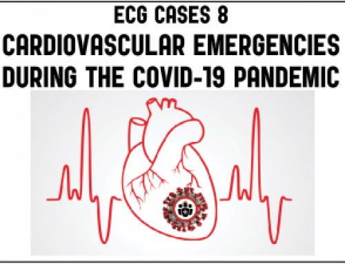 ECG Cases 8 Cardiovascular Emergencies During The COVID-19 Pandemic