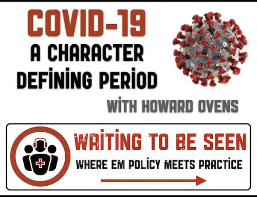 WTBS 20 The COVID-19 Outbreak, Part 1: A Character-Defining Period