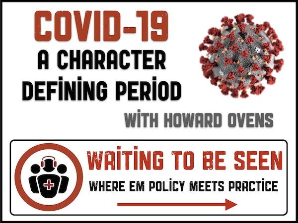 COVID-19 A Character Defining Period WTBS