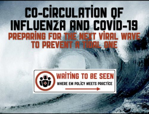 WTBS 23 Preparing for the Next Viral Wave to Prevent a Tidal One:  Co-circulation of Annual Influenza and COVID-19
