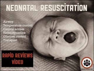 Neonatal Resuscitation Rapid Reviews Video