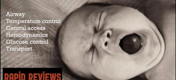 Neonatal Resuscitation Rapid Reviews Video