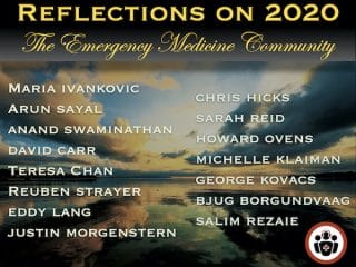 Reflections on 2020 COVID pandemic