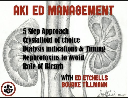 Ep 151 AKI Part 2 – ED Management
