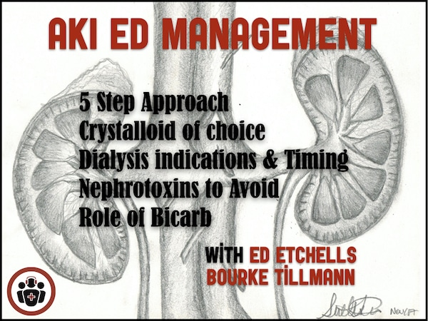AKI ED Management