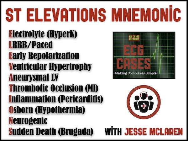 ST ELEVATIONS mnemonic