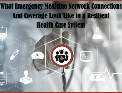 WTBS 27 What Emergency Medicine Network Connections and Coverage Look Like in a Resilient Health Care System