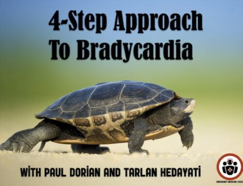Ep 154: 4-Step Approach to Bradycardia and Bradydysrhythmias